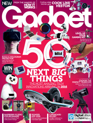 Gadget Issue 004