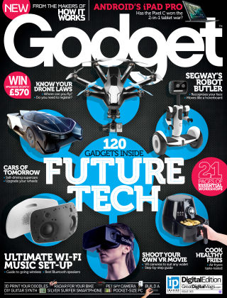 Gadget Issue 005
