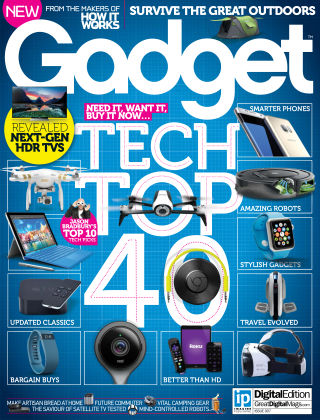 Gadget Issue 007