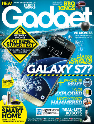 Gadget Issue 008