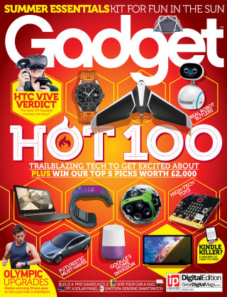 Gadget Issue 010