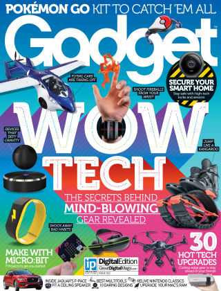 Gadget Issue 012