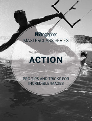 Digital Photographer Masterclass Series Action