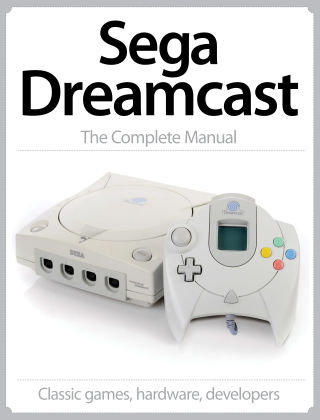 Sega DreamCast The Complete Manual 1st Edition