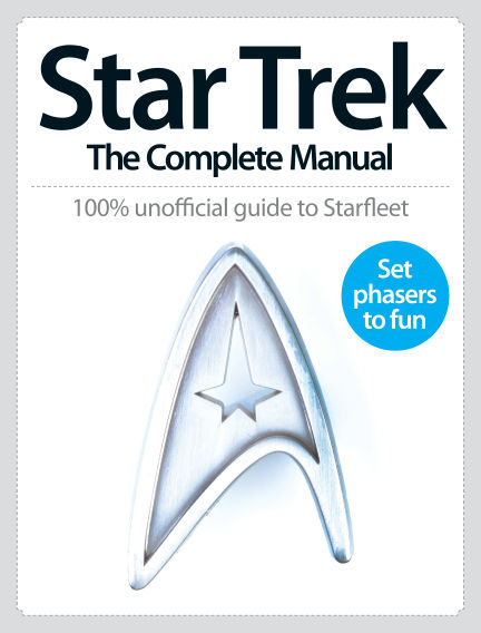 Star Trek The Complete Manual October 24, 2015 00:00