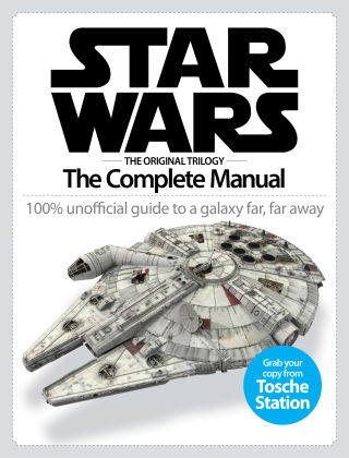 Star Wars The Original Trilogy The Complete Manual 1st Edition