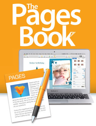 The Pages Book 1st Edition