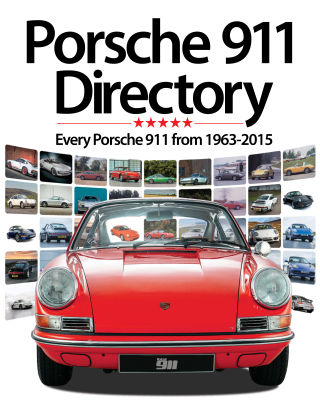 The Porsche 911 Directory 1st Edition