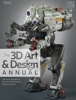 The 3D Art & Design Annual Volume 1