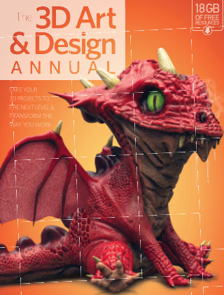 The 3D Art & Design Annual Volume 2