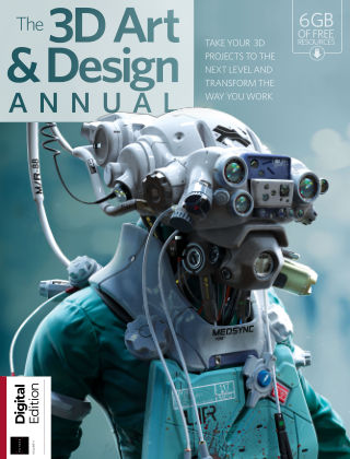 The 3D Art & Design Annual Volume 4