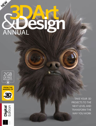 The 3D Art & Design Annual Volume Five