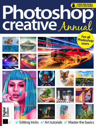 Photoshop Creative Annual Volume 4