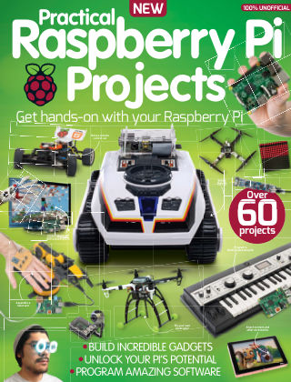 Practical Raspberry Pi Projects 1st Edition