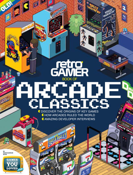 Retro Gamer Book Of Arcade Classics March 05, 2016 00:00