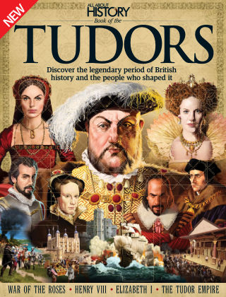 All About History Book of The Tudors 1st Edition