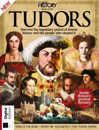 All About History Book of The Tudors Seventh Edition