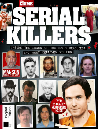 Real Crime Book Of Serial Killers 4th Edition