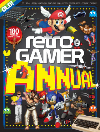 Retro Gamer Annual Volume 3