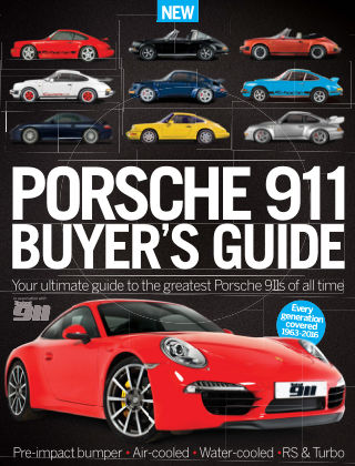 Porsche 911 Buyer's Guide 1st Edition