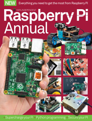 Raspberry Pi Annual Volume 2