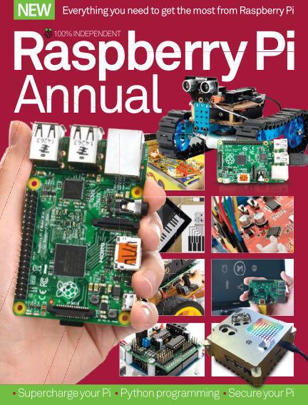 Raspberry Pi Annual March 26, 2016 00:00