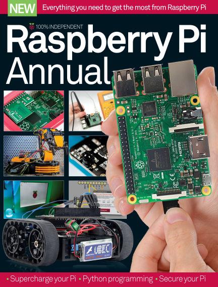 Raspberry Pi Annual