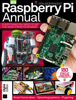 Raspberry Pi Annual Volume 6