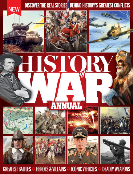 History of War Annual March 26, 2016 00:00