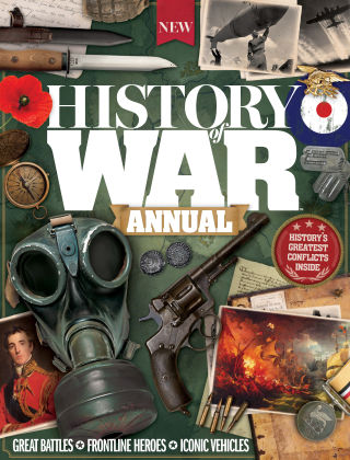 History of War Annual Volume 2
