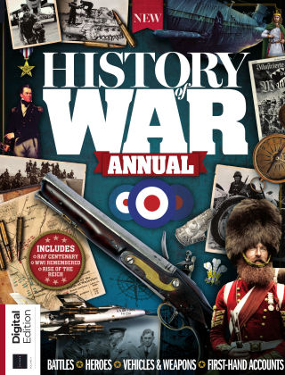 History of War Annual Volume 4