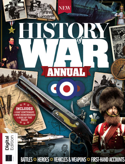 History of War Annual January 15, 2019 00:00