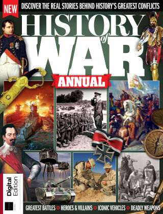 History of War Annual Volume 5