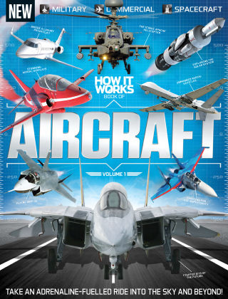 How It Works Book Of Aircraft 1st Edition