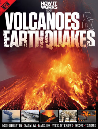 How It Works Book Of Volcanoes and Earthquakes 1st Edition
