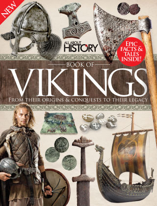 All About History Book Of Vikings 2nd Edition