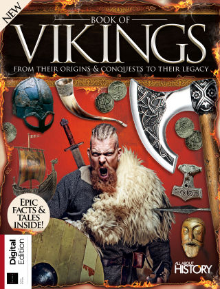 All About History Book Of Vikings 10th Edition
