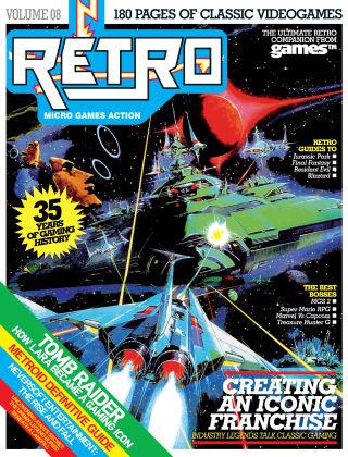 Retro (gamesTM Collection) Volume 8