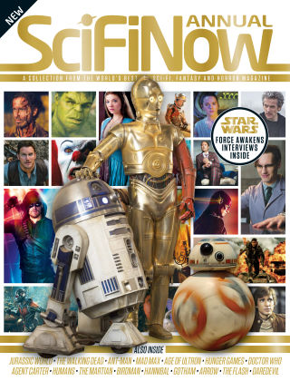 SciFiNow Annual Volume 2