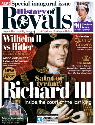 History of Royals Issue 001