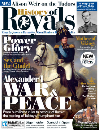 History of Royals Issue 002