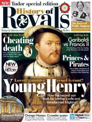 History of Royals Issue 003