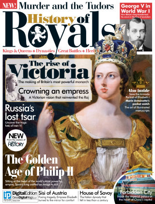 History of Royals Issue 004