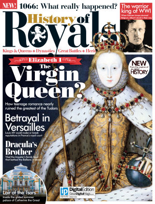 History of Royals Issue 005