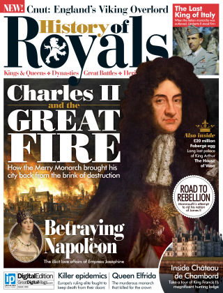 History of Royals Issue 006