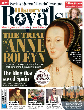 History of Royals Issue 007