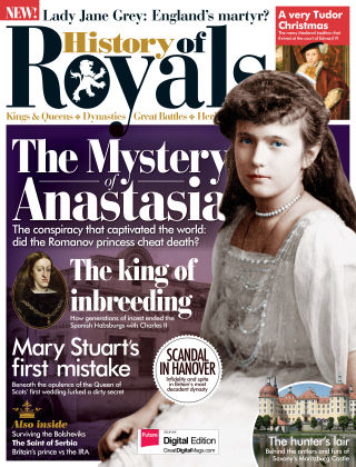 History of Royals Issue 009