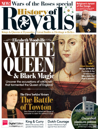 History of Royals Issue 010