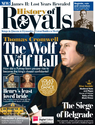 History of Royals Issue 011