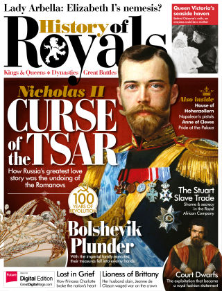 History of Royals Issue 013